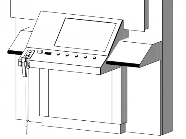Exhibit Component Drawing